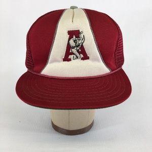 a45e3bec40bd0 Advantage Sports Accessories - Alabama Crimson Tide Vintage Logo Elephant  Hat Cap